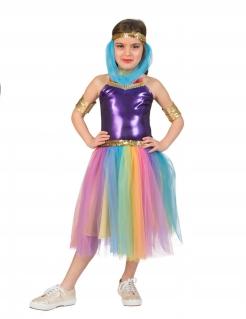 Wüstenprinzessin-Kostüm für Mädchen Faschingskostüm bunt