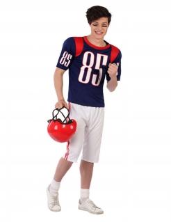 Football-Spieler-Kostüm für Jugendliche Teenager-Kostüm