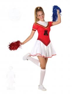 Cheerleader-Kostüm für Jugendliche Teenager-Kostüm
