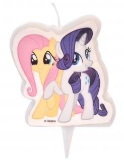 My Little Pony™-Geburtstagskerze bunt 6,5 cm