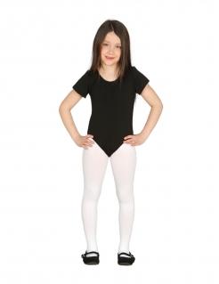 Body für Kinder mit kurzen Ärmeln Accessoire schwarz