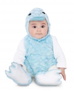 Enten-Tierkostüm für Babys Faschingskostüm blau