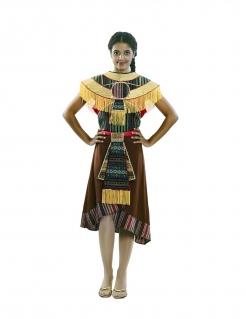 Azteken-Kostüm Damen Fasching-Kostüm