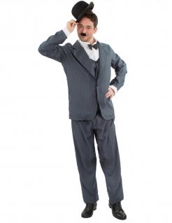 Stummfilm-Schauspieler-Kostüm 20er-Kostüm für Herren