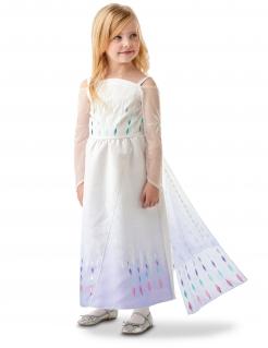 Elsa-Kostüm für Kinder Die Eiskönigin 2™ weiß