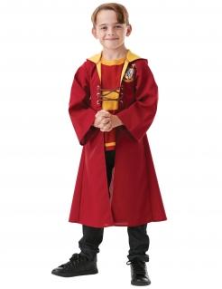 Quidditch-Uniform Gryffindor Harry-Potter-Kostüm für Kinder rot-gelb