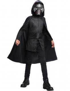 Klassisches Kylo Ren™ Kinderkostüm Star Wars IX™ schwarz-grau