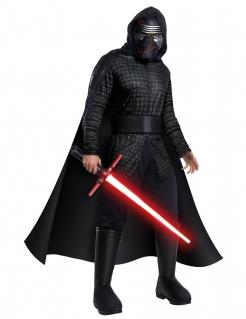 Kylo Ren™-Deluxekostüm für Herren Star Wars IX™ schwarz-grau