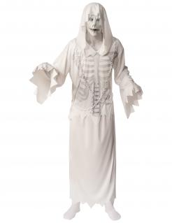 Horror-Rachegeist Halloweenkostüm für Herren weiß