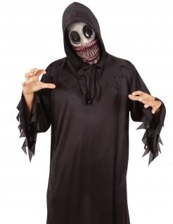 Ungeheuer-Maske für Erwachsene Halloween-Maske bunt
