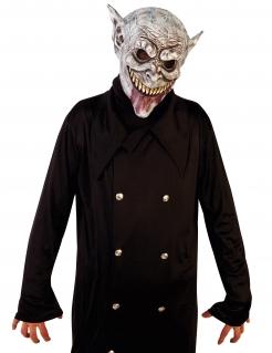 Nosferatu-Vampir-Maske Halloweenmaske beige