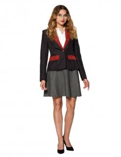 Mrs. Gryffindor™-Jacke für Damen Opposuits™ schwarz-rot