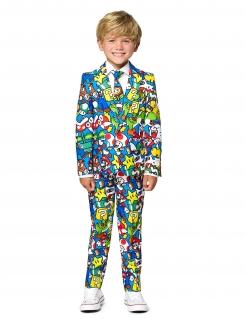 Super Mario™-Kostüm für Jungen Opposuits™ Faschingskostüm bunt