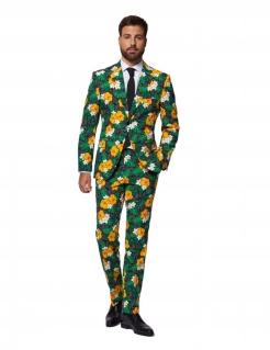 Mr. Tropical Herrenanzug von Opposuits™ bunt