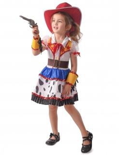 Cowgirl-Kostüm für Mädchen Filmkostüm Faschingskostüm bunt