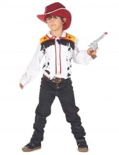 Treffsicherer Cowboy Kostüm für Jungen bunt
