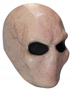 Stummes Monster-Maske Halloween-Maske beige