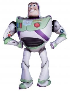 Buzz Lightyear™ Aluminium-Ballon Toy Story™ bunt 110 x 55 cm