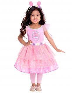 Peppa Wutz™-Prinzessin Kinderkostüm Faschingskostüm rosa
