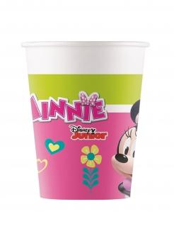 Offizielle Minnie Happy™-Becher Disney Junior™ 8 Stück bunt 200 ml