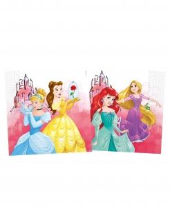 Disney Prinzessinnen™ Papierservietten 20 Stück bunt 33 x 33 cm