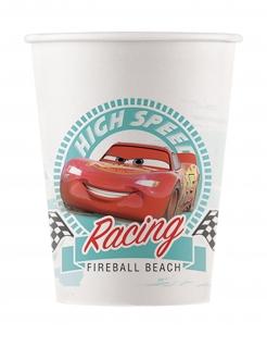 Cars 3™-Trinkbecher Kindergeburtstag Partydeko 8 Stück bunt 200 ml