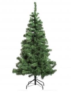 Künstlicher Weihnachtsbaum Deluxe mit Standfuß 120 x 64 cm