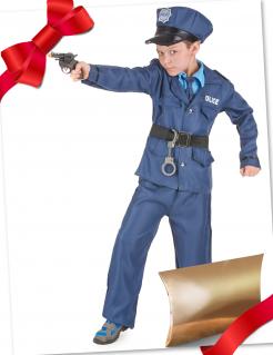 Polizei-Geschenkbox für Kinder bunt