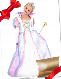 Prinzessinnen Geschenkbox für Mädchen 4-teilig bunt