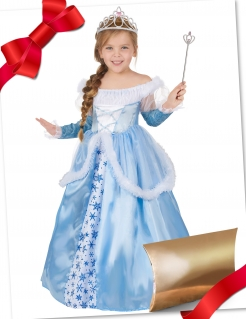 Schneeprinzessin Geschenkbox für Kinder