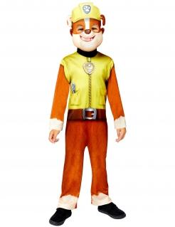 Rubble™-Lizenzkostüm für Kinder Paw Patrol™ braun-gelb
