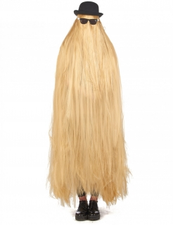 Bärtiges Familienmitglied Gothic-Familie Halloween-Kostüm für Erwachsene blond 160 cm