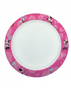 Offizielle Minnie und Daisy™-Partyteller 8 Stück bunt 24 cm