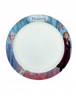 Offizielle Frozen 2™-Partyteller 8 Stück bunt 24 cm