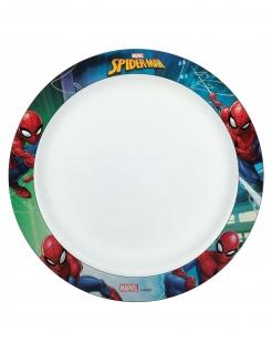 Offizielle Spiderman™-Teller 8 Stück bunt 24 cm
