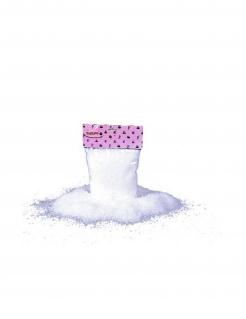 Feiner Kunstschnee Weihnachts-Dekoration weiß 90 g