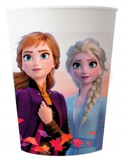 Partybecher-Set Frozen™ Die Eisprinzessin 2 Stück bunt 230 ml