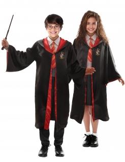 Harry Potter™-Paarkostüm für Kinder Harry und Hermine bunt