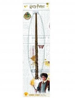 Harry Potter™-Zauberstab Deluxe Hermine Granger braun 35 cm