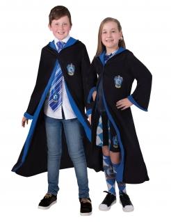 Offizielles Ravenclaw™-Kostüm für Kinder Harry Potter™ schwarz-blau-weiss