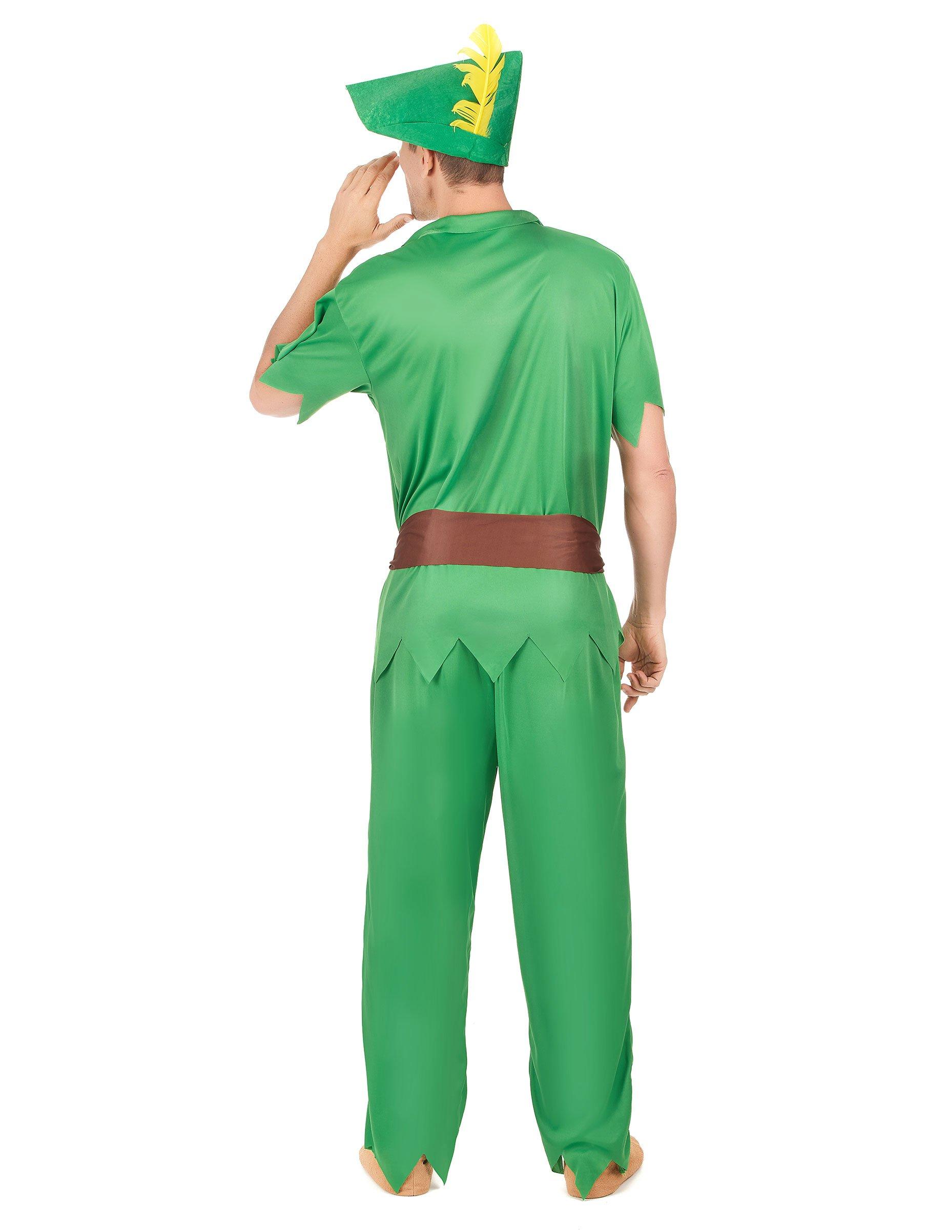 Waldmann Kostüm Für Herren Grün Günstige Faschings Kostüme Bei