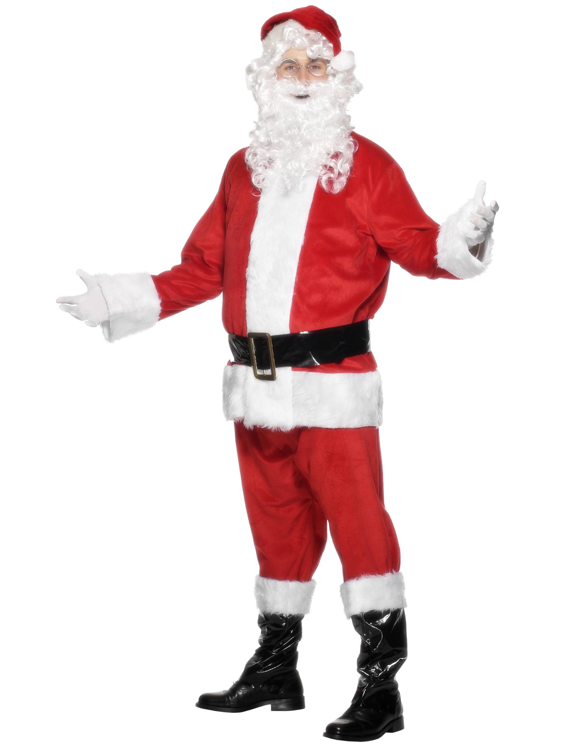 weihnachtsmann anzug g nstige faschings kost me bei. Black Bedroom Furniture Sets. Home Design Ideas