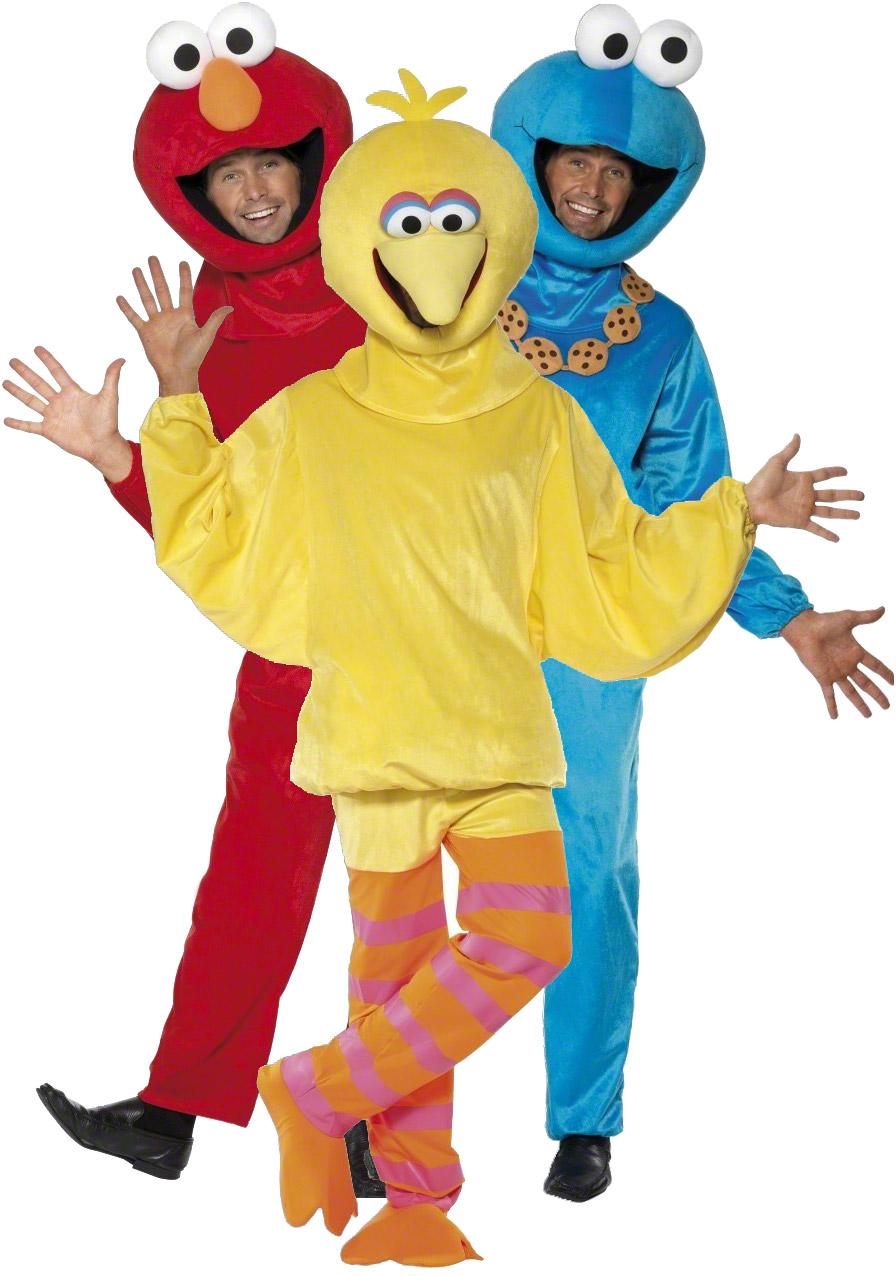 dreier kostüme karneval