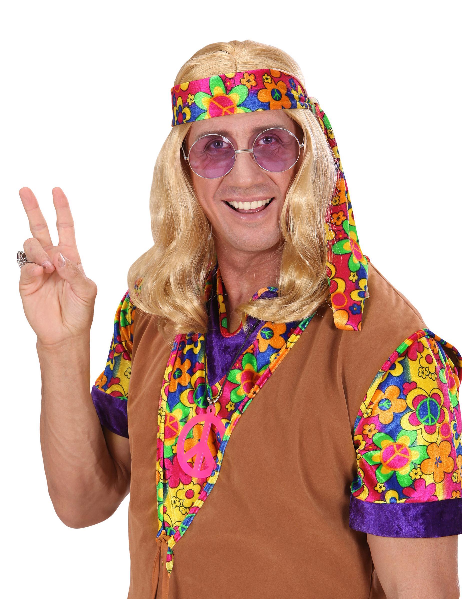 Hippie frisuren fur fasching