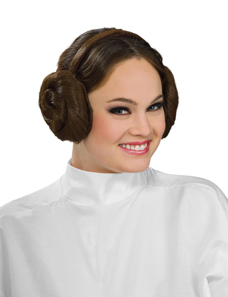 Prinzessin Leia Haarschnecken Haarreif Gunstige Faschings