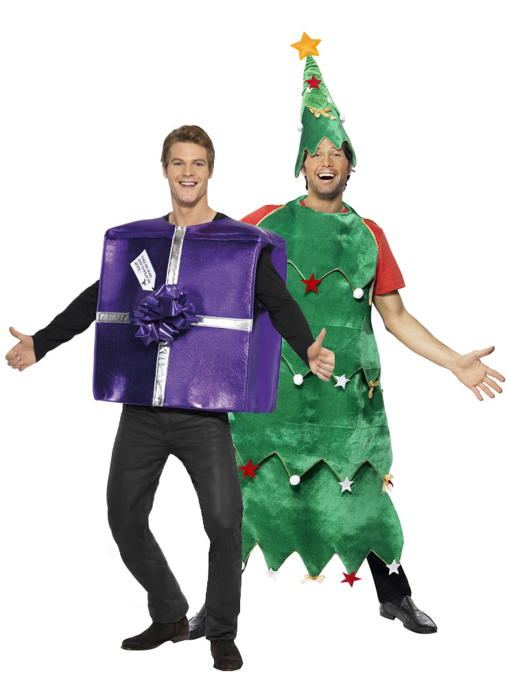 weihnachtsbaum und weihnachtsgeschenk kost m f r paare. Black Bedroom Furniture Sets. Home Design Ideas