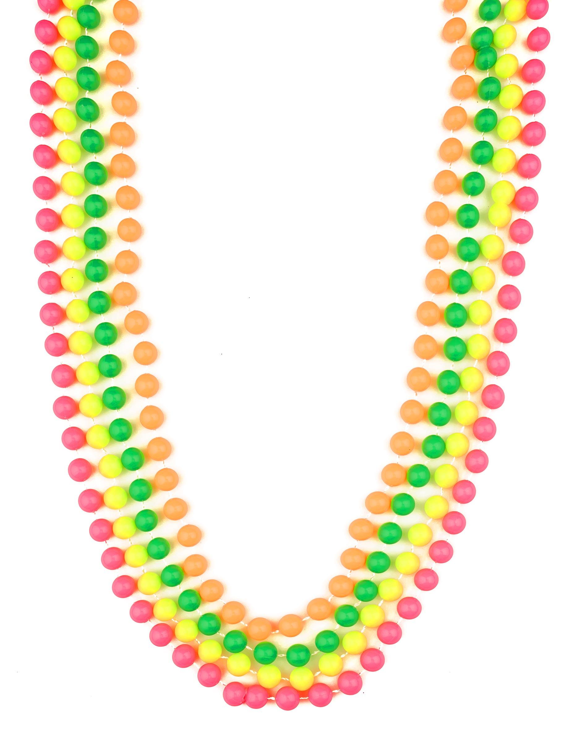 Perlenkette 80er