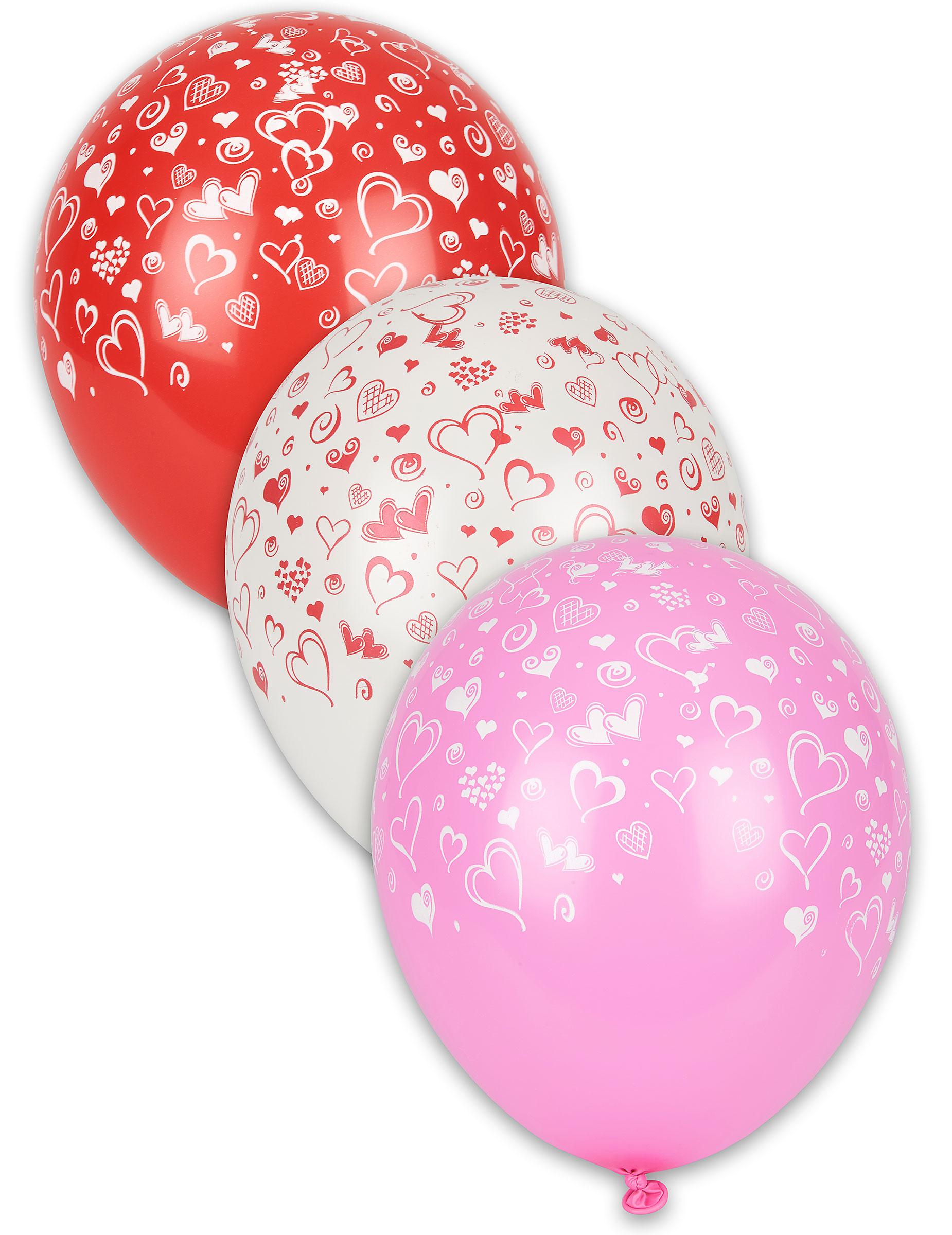 Hochzeit Party Dekoration Luftballons Mit Herzmotiv 8