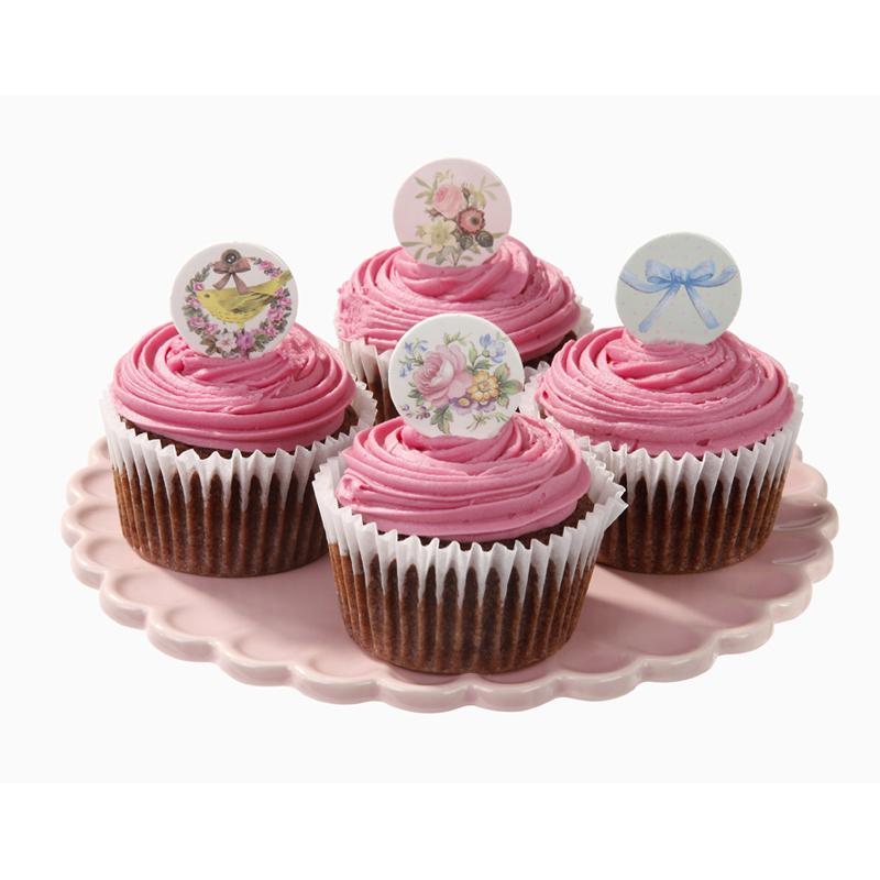 cupcake deko g nstige faschings partydeko zubeh r bei. Black Bedroom Furniture Sets. Home Design Ideas