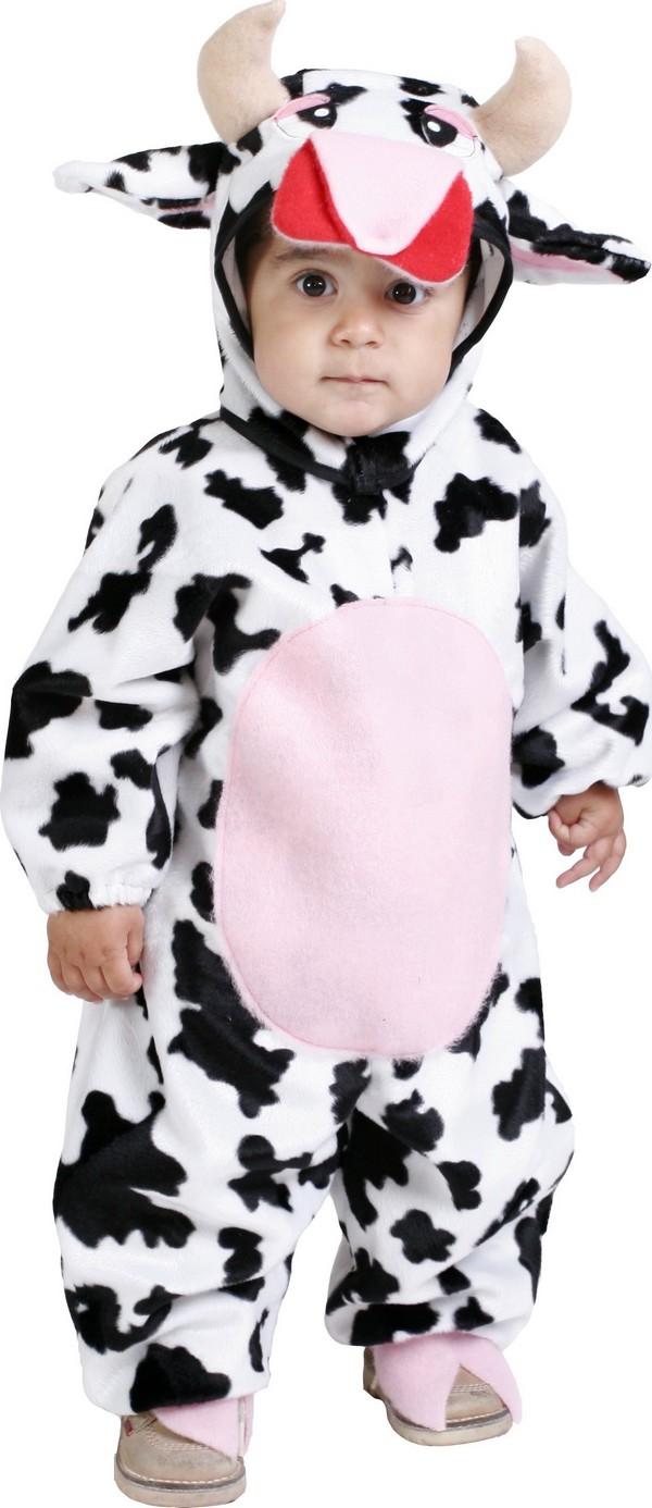 Kuh Kostüm Baby Schwarz Weiß Günstige Faschings Kostüme Bei
